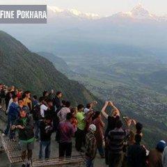 Отель Fine Pokhara Непал, Покхара - отзывы, цены и фото номеров - забронировать отель Fine Pokhara онлайн приотельная территория
