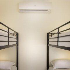 Enjoy Hostel Кровать в женском общем номере с двухъярусными кроватями фото 4