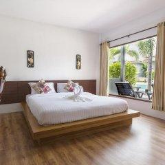 Отель Again At Naiharn Beach Resort 4* Улучшенный номер фото 5