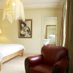Отель B&B Vaudeville 3* Стандартный номер с различными типами кроватей фото 18