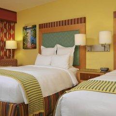 Отель Renaissance Curacao Resort & Casino 4* Стандартный номер с 2 отдельными кроватями фото 7
