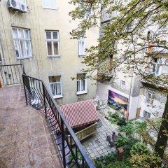 Апартаменты Apartment Saksaganskogo 7 Львов балкон