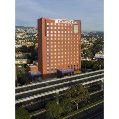 Отель Camino Real Pedregal Mexico балкон