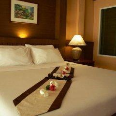 Отель Aloha Resort 3* Номер Делюкс с различными типами кроватей фото 7
