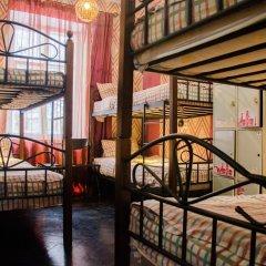 Хостел Trinity & Tours Кровать в мужском общем номере с двухъярусной кроватью фото 12