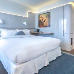 Отель Hôtel Le Marcel - Paris Gare de l'Est 4* Стандартный номер с различными типами кроватей фото 3