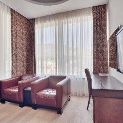 Апартаменты Sky View Luxury Apartments Улучшенный номер с различными типами кроватей фото 4