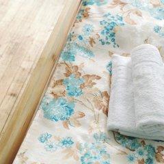 Мини-Отель Компас Номер с общей ванной комнатой с различными типами кроватей (общая ванная комната) фото 49