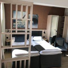 Airport Hotel Pilotti 3* Стандартный номер с различными типами кроватей