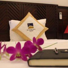 Отель Hoi An Phu Quoc Resort 3* Номер Делюкс с различными типами кроватей фото 13