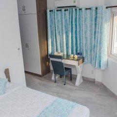 Отель LeBlanc Saigon 2* Номер Премьер с двуспальной кроватью фото 16