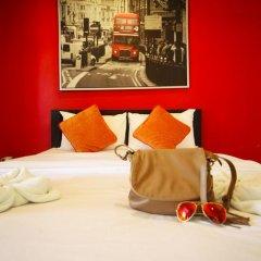 Отель Saphli Villa Beach Resort 2* Бунгало с различными типами кроватей фото 20