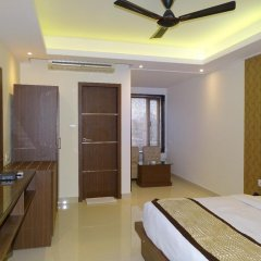 Отель B Continental Индия, Нью-Дели - отзывы, цены и фото номеров - забронировать отель B Continental онлайн комната для гостей