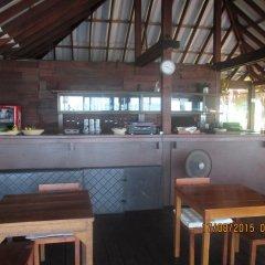 Отель Lipa Bay Resort питание