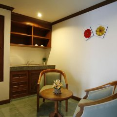 Отель Jiraporn Hill Resort 3* Стандартный номер фото 2