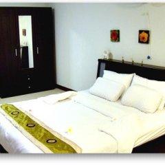 Pattaya 7 Hostel Стандартный номер с разными типами кроватей фото 4