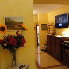Отель Suite Sant'Oronzo Лечче интерьер отеля