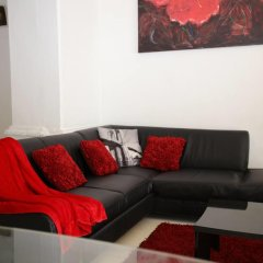 Апартаменты Odessa Deribasovskaya Apartment комната для гостей фото 5