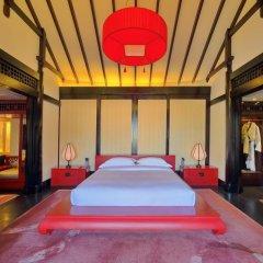 Отель Banyan Tree Lijiang 5* Люкс двуспальная кровать фото 3