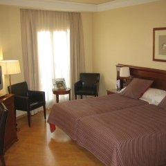 Отель Melia Plaza Valencia 4* Стандартный номер с двуспальной кроватью