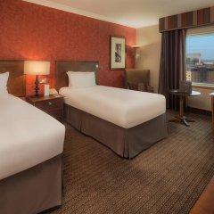 Отель Hilton Glasgow комната для гостей фото 8