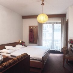 Hotel Gstor 3* Стандартный номер фото 4