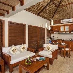 Отель Bali baliku Private Pool Villas 4* Вилла с различными типами кроватей фото 5