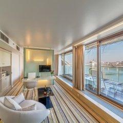 Lanchid 19 Design Hotel 4* Люкс с различными типами кроватей фото 12