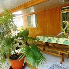 Отель Pension Fare Ara Huahine бассейн