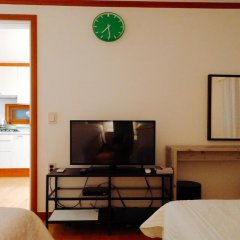 Отель O.K Guesthouse Южная Корея, Сеул - отзывы, цены и фото номеров - забронировать отель O.K Guesthouse онлайн интерьер отеля фото 3
