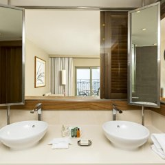 Отель Hilton Malta 5* Номер Делюкс с 2 отдельными кроватями фото 3
