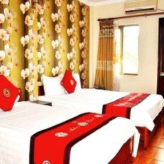 Hanoi Downtown Hotel 2* Улучшенный номер с двуспальной кроватью фото 2