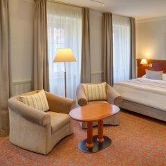 Adria Hotel Prague 5* Стандартный номер фото 26