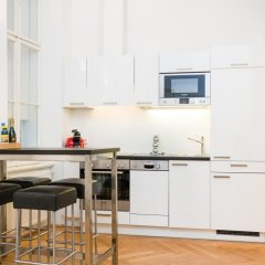 Апартаменты Vienna Prestige Apartments Graben Президентский люкс фото 27