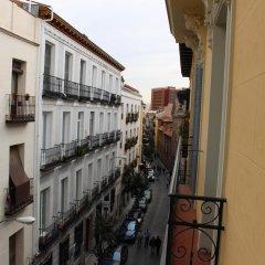 Отель Hostal Casanova балкон