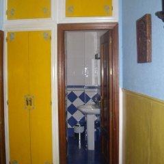 Отель Hostal Pacios Стандартный номер с 2 отдельными кроватями (общая ванная комната) фото 13