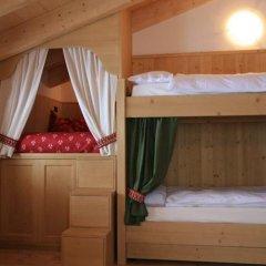 Отель Rifugio Baita Cuz Долина Валь-ди-Фасса в номере