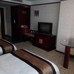 Guangzhou Guo Sheng Hotel 3* Стандартный номер с двуспальной кроватью фото 4