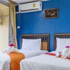 Отель Le Tong Beach 2* Стандартный семейный номер с двуспальной кроватью фото 9