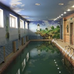 Angel Hotel бассейн фото 2