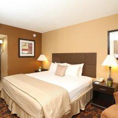 Отель Quality Inn & Suites Denver Stapleton 2* Стандартный номер разные типы кроватей фото 3