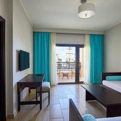 Отель Steigenberger Aqua Magic Red Sea 5* Номер Делюкс с различными типами кроватей фото 8