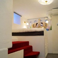 Отель Hotell Skeppsbron 2* Стандартный номер с двуспальной кроватью (общая ванная комната) фото 9