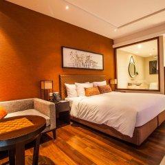 Отель Crowne Plaza Phuket Panwa Beach 5* Стандартный номер с двуспальной кроватью фото 7