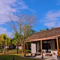 Отель Twin Lotus Koh Lanta 4* Вилла Делюкс с различными типами кроватей фото 6