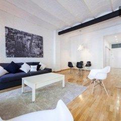 Апартаменты Apartment Minimalist Bcn Centre Барселона комната для гостей фото 3