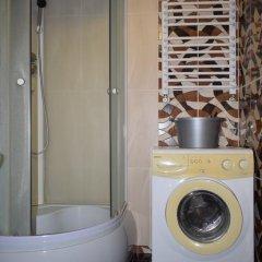 Гостиница Daily rent on Demyanchuka Апартаменты разные типы кроватей фото 26