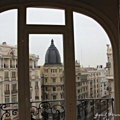 Отель Hostal Luis XV Стандартный номер с двуспальной кроватью фото 5