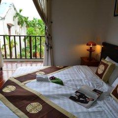 Отель Gia Field Homestay Номер Делюкс с различными типами кроватей фото 2