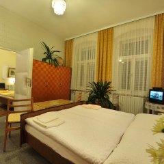 Отель Pension Amadeus 3* Стандартный семейный номер с двуспальной кроватью фото 2